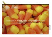 Candy Corn Quote Carry-all Pouch