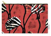 Candy Stripe Tulips 2 Carry-all Pouch