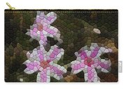 Candy Striped Phlox Carry-all Pouch