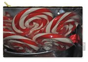 Candycane Lolli Carry-all Pouch