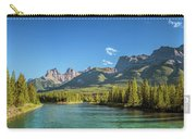 Canmore Alberta Golden Hour Carry-all Pouch
