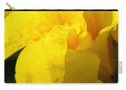 Canna At Sunrise Carry-all Pouch