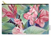 Canna Carry-all Pouch by Deborah Ronglien