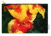 Cannas With Dew Carry-all Pouch