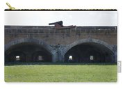 Cannon At Fort Pickens Carry-all Pouch