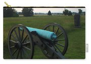 Cannon At Gettysburg 2 Carry-all Pouch