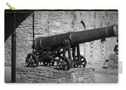 Cannon At Macroom Castle Ireland Carry-all Pouch