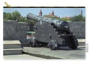 Cannon At The Castillo Carry-all Pouch