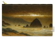 Cannon Beach Evening Carry-all Pouch