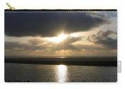 Cannon Beach Sunburst Carry-all Pouch
