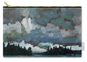 Canoe Lake Rain Carry-all Pouch