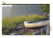 Canoe On The Rocks Carry-all Pouch