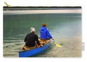 Canoeing Glacier Park Carry-all Pouch