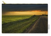 Canola And The Road Ahead Carry-all Pouch