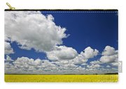 Canola Field Carry-all Pouch