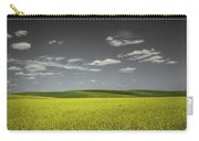 Canola Hills And Dales Carry-all Pouch