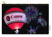 Canon - See Impossible - Hot Air Balloon With Fireworks Carry-all Pouch