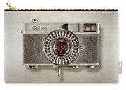 Canonete Film Camera Carry-all Pouch