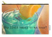 Cant You Taste It Quote Carry-all Pouch