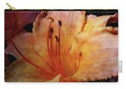 Cantaloupe Lily 3683 Idp_2 Carry-all Pouch