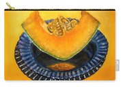 Cantaloupe Oil Painting Carry-all Pouch