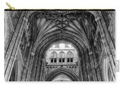 Canterbury Cathedral - Interior Carry-all Pouch