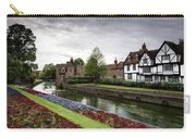 Canterbury City, Kent Uk Carry-all Pouch