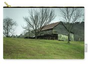 Cantilever Barn Sevier County Tennessee Carry-all Pouch