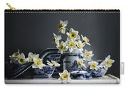 Canton With Daffodils Carry-all Pouch