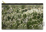 Canvas Of Cacti Carry-all Pouch