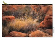 Canyon Grasses Carry-all Pouch