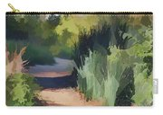 Canyon Path II Painterly Carry-all Pouch