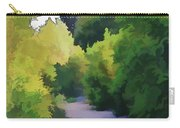 Canyon Path IIi Painterly Carry-all Pouch