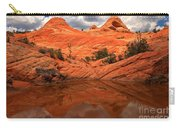Canyon Reflections At Yant Flat Carry-all Pouch
