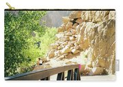 Canyon Rocks Vertical Carry-all Pouch