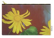 Canyon Sunflower Carry-all Pouch