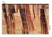 Canyon Textile Design Carry-all Pouch