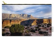 Canyon Walls At Toroweap Carry-all Pouch