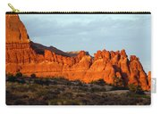 Canyonlands At Sunset Carry-all Pouch