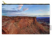 Canyonlands Delight Carry-all Pouch by Chad Dutson
