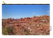 Canyonlands National Park - Big Spring Canyon Overlook Carry-all Pouch