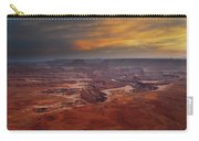 Canyonlands Overlook Utah Carry-all Pouch