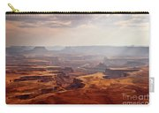 Canyonlands Panorama Carry-all Pouch