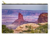 Canyonlands Utah Views Carry-all Pouch