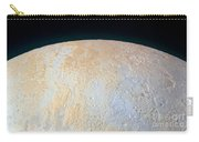 Canyons Around Plutos North Pole Carry-all Pouch
