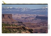Canyons Of Dead Horse State Park Carry-all Pouch