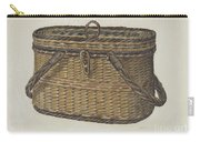 Cap Basket Carry-all Pouch