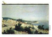 Cape Ai-todor Crimea 1879 21h33 5 Ivan Ivanovich Shishkin Carry-all Pouch