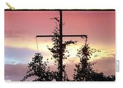 Cape Ann Sunset Silhouettes Carry-all Pouch