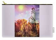 Cape Blanco Lighthouse In Oregon Carry-all Pouch